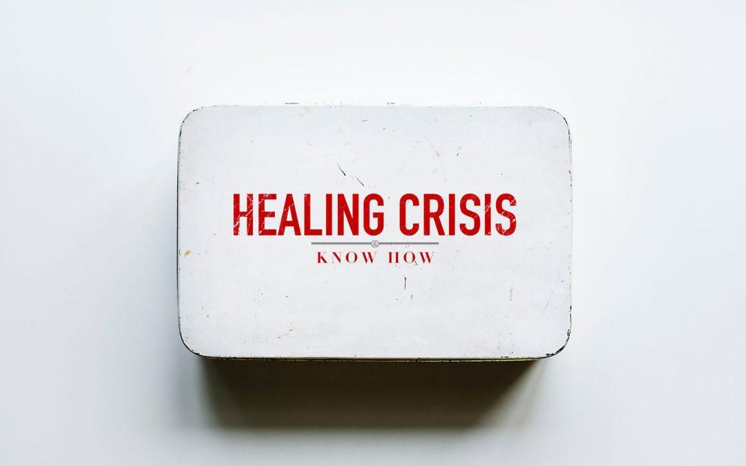 Healing crisis atau tindak balas produk